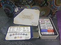 Klasse Premium Value 10 Assorted packs Sewing Machine Needles in Collectors Tin
