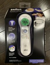 Braun No Touch Forehead Thermometer NTF3000 - BRAND NEW SEALED - FREE SHIP