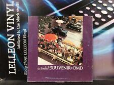 "OMD Extended Souvenir 10"" Ltd Edition Single Vinyl DIN24-10 Pop 80""s"