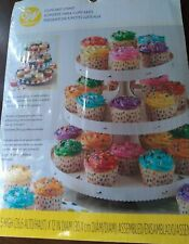Wilton Cupcake Stand Tree ~ Any Occasion Holds 24 Cupcakes    New!