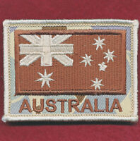 Australian National Flag DPDU (3) Militaria Patch Sleeve / Shoulder