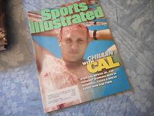 Cal Ripken Jr Covers Sports Illustrated Magazine August 1995