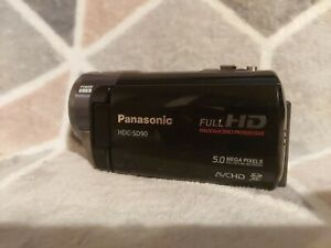 Panasonic Camera HDC-SD90 Full HD with charger