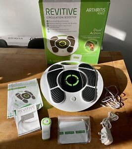 Brand New Boxed Revitive Arthritis Knee Circulation Booster Rrp £299