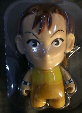 "Kidrobot Street Fighter 3"" Series 2 Chun-Li 2/20 Vinyl Figure open box"