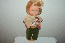 POUPON FEBER   ANNEE  1991  POUPEE MADE IN SPAIN 38 CM DOLL