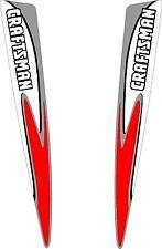 CRAFTSMAN  GT 5000 VINYL HOOD DECALS STICKERS