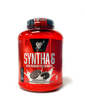 BSN Syntha-6 Sustained Release Protein 5 lbs PICK FLAVOR