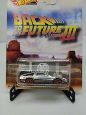 Hot Wheels 2017/2018 Back To The Future 1955 Delorean Time Machine Premium