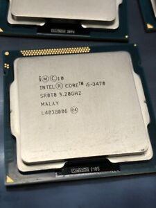 Intel Core i5-3470 SR0T8 used