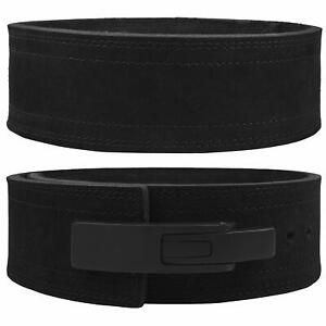 Lever Belt Powerlifting Workout Crossfit Weight Power Lifting Belts 10mm IPF