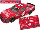 CD-2235 #4 Kevin Harvick 2015 Budweiser Chevy DECALS