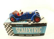 Scalextric Vintage car C65 ALFA ROMEO #12 de course 1933 Slot car 1/32 in box