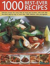1000 Best-Ever Recipes by Martha Day (2008, Soft Cover)