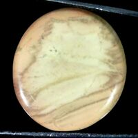 20.35Cts. 24X24X4mm. 100% Natural Oval Cabochon Loose Gemstone Imperial Jasper