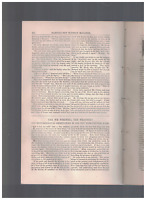 1869 Can We Foretell The Weather? by John W. Draper - Illustrated Article