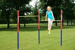 Gymnastics Double High Bar Outdoor Hudora Fabian