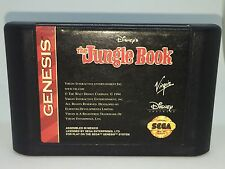 THE JUNGLE BOOK SEGA GENESIS - CART ONLY