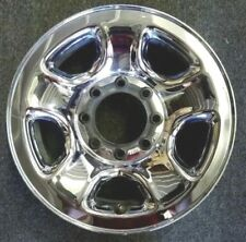 "2003-2013 DODGE RAM Pickup 2500 3500 SRW Factory CHROME STEEL Wheel 17"" Rim 2186"