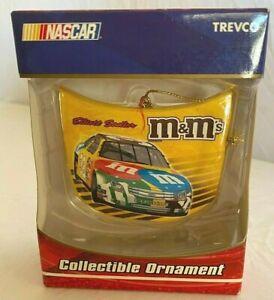 M&M/NASCAR - Collectible - #38 - ELLIOTT SADLER - Mini-hood - Tree Ornament  NEW