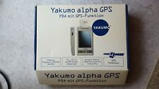 Yakumo Alpha GPS Pocket PC mit Software Falk MarcoPolo