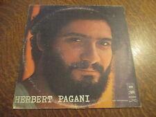 33 Tours Herbert Pagani - Reveil telephonique et radio gargarisme