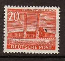 Allemagne BERLIN N°100 20p Rouge. N**. P435 P435