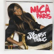 (FO328) Mica Paris, The Hardest Thing - 2009 DJ CD