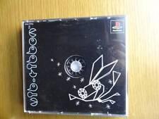 PS1 vib-ribbon Japan PS PlayStation 1 F/S