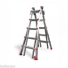 22 1A Revolution Little Giant Ladder Work Platform 12022 Quad-lock Hinge wheels