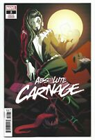 Absolute Carnage #2 2019 1:25 Kris Anka Incentive Variant Cover Marvel Comics