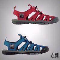 New Ladies Branded Karrimor Quick Lacing Ithaca Outdoor Walking Sandals Size 4-8