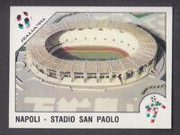 Panini - Italia 90 World Cup - # 13 Napoli - Stadio San Paolo