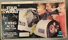 COMPLETE Vintage 1977 Kenner Star Wars X-Wing Aces Target Game MIB! Rare!