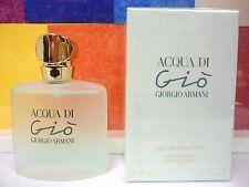 Acqua Di Gio by Giorgio Armani Eau de Toilette Spray 1.15 OZ / 35 ML NEW IN BOX