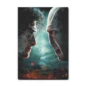 Tela Quadro Canvas Harry Potter Doni Morte Voldemort  Arredamento Interni 50X70