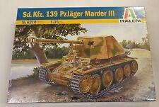 Italeri 1/35 Sd Kfz Panzerjager Marder III PzJager Tank Kit