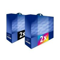 4x Ink 2+2 for Canon I-250 S-210 I-455 I-255 I-350 BJ-S-330 I-450 S-300 S-330