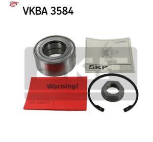 SKF VKBA 3584 Roulements de roue pour Peugeot Citroën OPEL