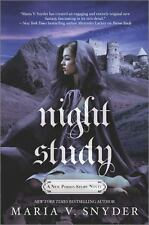 Night Study (Study Series) by Snyder, Maria V.
