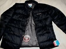 COLUMBIA mens 2XL XXL  Rapid Excursion columbia thermal coil jacket black  NEW