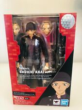 S.H.Figuarts Shuichi Akai Action Figure New Boxed No2 D