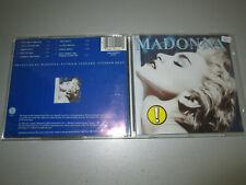 CD - Madonna - True Blue - SIRE 7599-25442-2