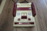 Nintendo Famicom Console NES Junk Untest for Parts Japan x437