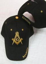 NEW ADJUSTABLE ACRYLIC MASON MASONIC FREEMASONRY FREEMASON MASONRY CAP HAT