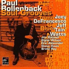 Paul Bollenback Soul Grooves Cd Jim Rotondi Steve Wilson Davis Eric Alexander