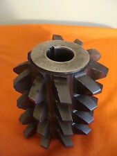 "STANDARD TOOL CO. GEAR HOB FIN. SPROCKET 1 1/4""  PITCH 17-23 TEETH RIGHT HAND"