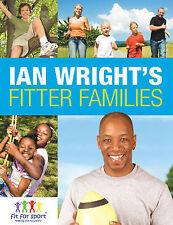 New, Ian Wright's Fitter Families, Anita Bean, Dean Horridge, Ian Wright, Book