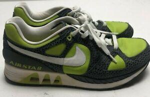 Nike Air Stab Cactus Safari Size Mens Size 13 Athletic Running Shoes 316402 311