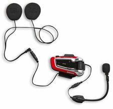 Ducati Helm Sprechanlage Communication System V2 Cardo Headset intercom helmet